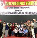 Relawan Purnawirawan TNI-Polri dan Sekoci Padi Khawatir Atas Kedaulatan RI Yang Tercabik Atas Negara Asing