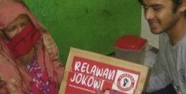 Pospera Bagikan Beras Untuk Warga Jakarta Jelang Hari Raya