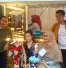 Pembukaan Tempat kulineran NASI LELET #ngeleletdulubor di Jakarta