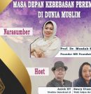 Satupena Akan Webinarkan Kebebasan Perempuan di Dunia Muslim